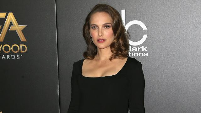 natalie portman boobs