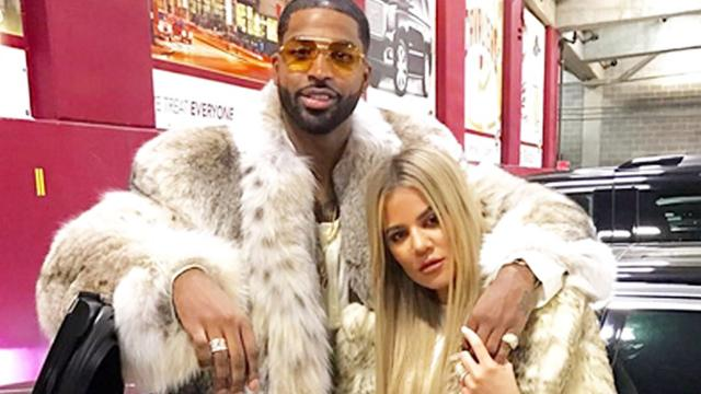 Khloé Kardashian Gushes Over Boyfriend Tristan Thompson: 'I'm In Love'