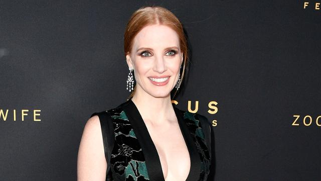 Jessica Chastain On Playing A Real-Life WWII Heroine In 'The Zookeeper's Wife'