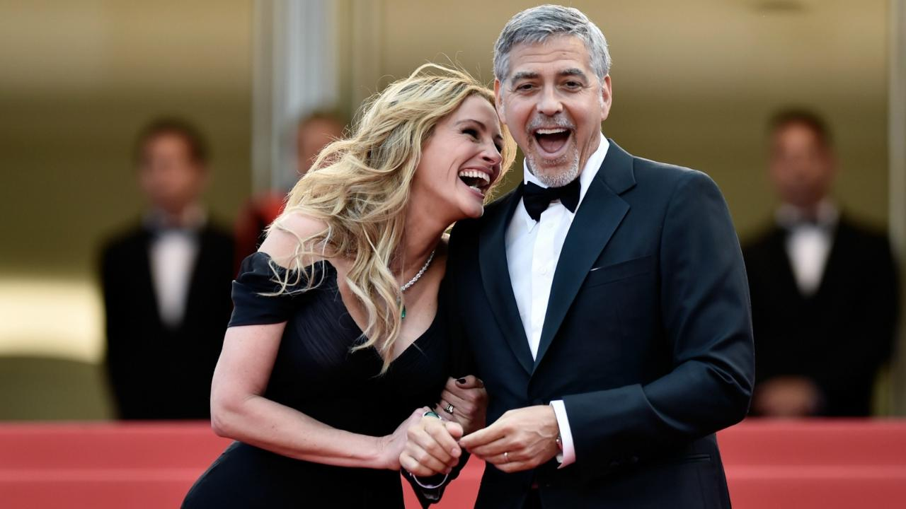 Julia Roberts Shares Parenting Advice For Pal George Clooney