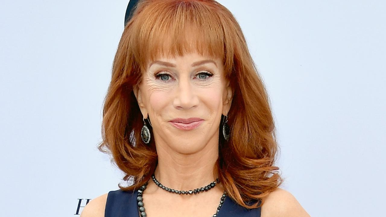 Kathy Griffin slams Trump from hospital bed: 'He's lying'