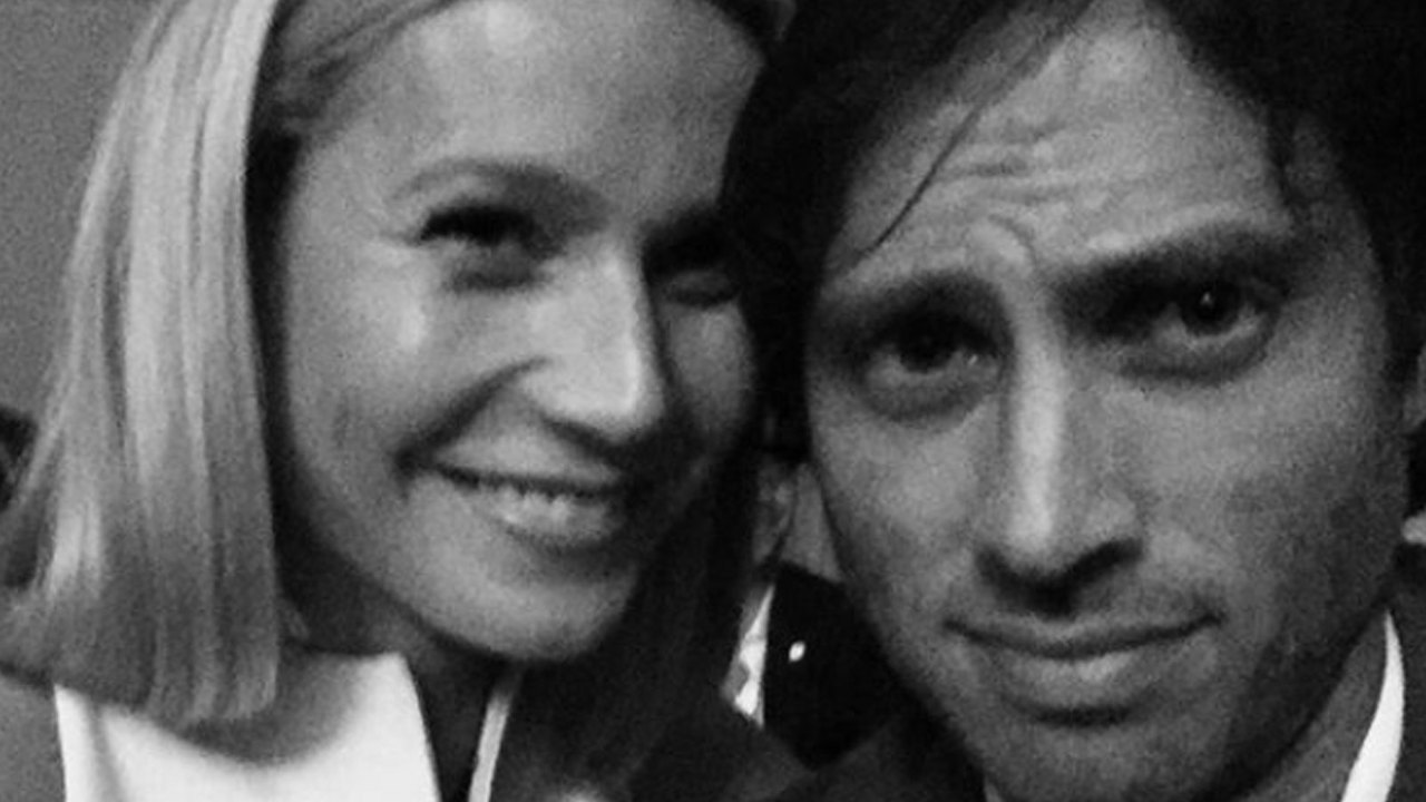 Gwyneth Paltrow Shares A Shirtless Photo Of Fiancé Brad Falchuk On His Birthday
