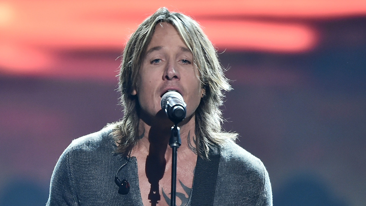 Keith Urban Opens Up About What Makes Him Cry Once A Month