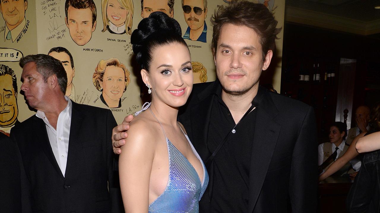 John Mayer Says He Still Keeps Tabs On Ex-Girlfriend Katy Perry