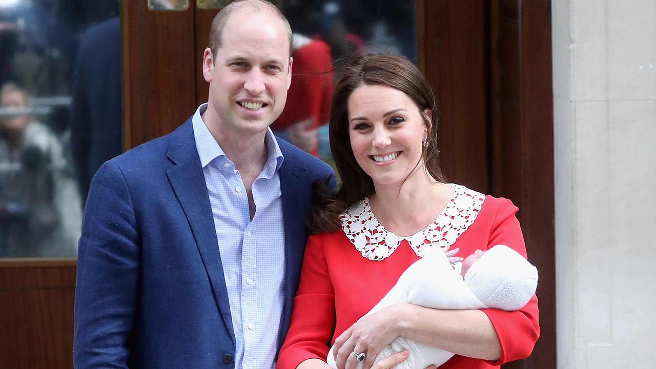 Prince William & Kate Middleton Have Officially Chosen A Name For Baby No. 3!