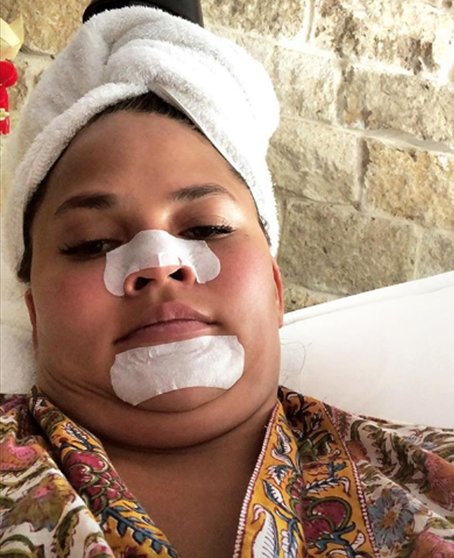 Chrissy-Teigen-Shared-The-Most-Unflattering-Selfie-Everyone-Loved-It