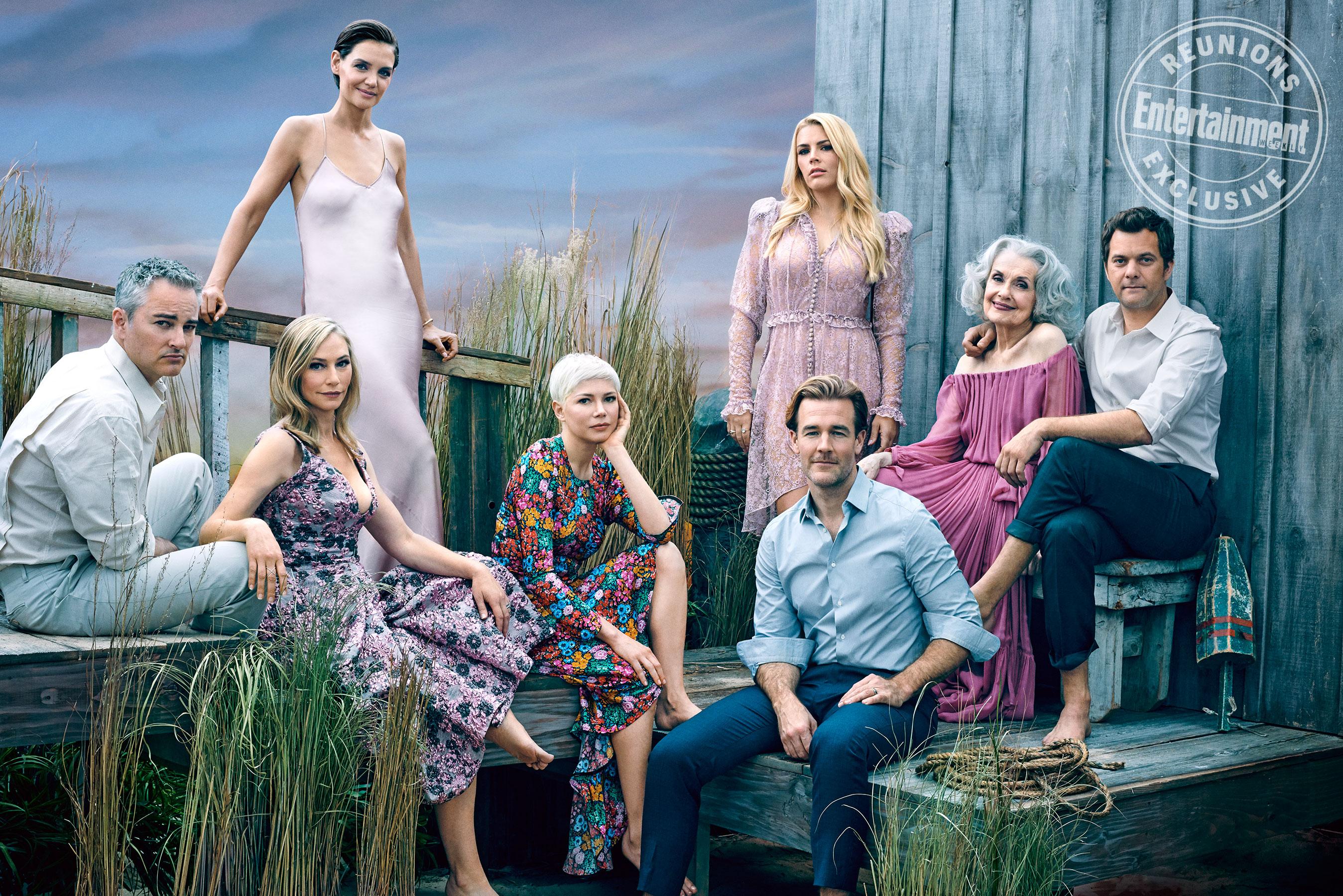 Dawson's Creek: Entertainment Weekly