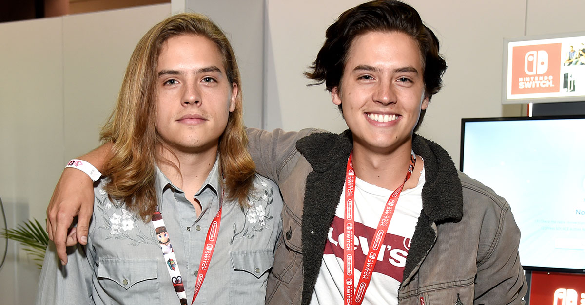 8 Times Dylan & Cole Sprouse Savagely Roasted Each Other On Twitter