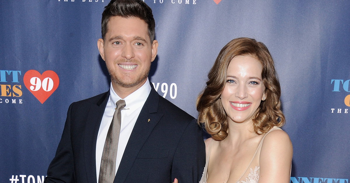 Michael-Bublé-and-Wife-Luisana-Lopilato-Welcome-A-Baby-Girl-See-Their-Cute-Announcement