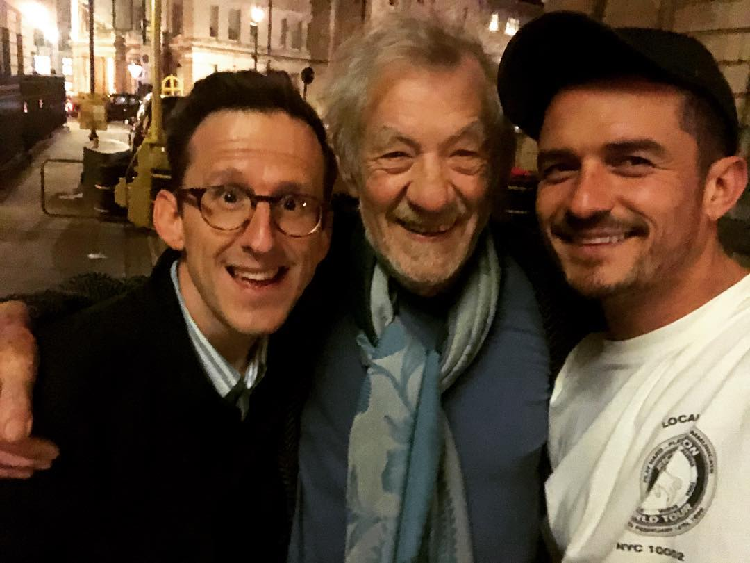 Orlando-Bloom-Legolas-Just-Reunited-With-Gandalf-At-His-Play-—-Let-The-Fellowship-Come-Together