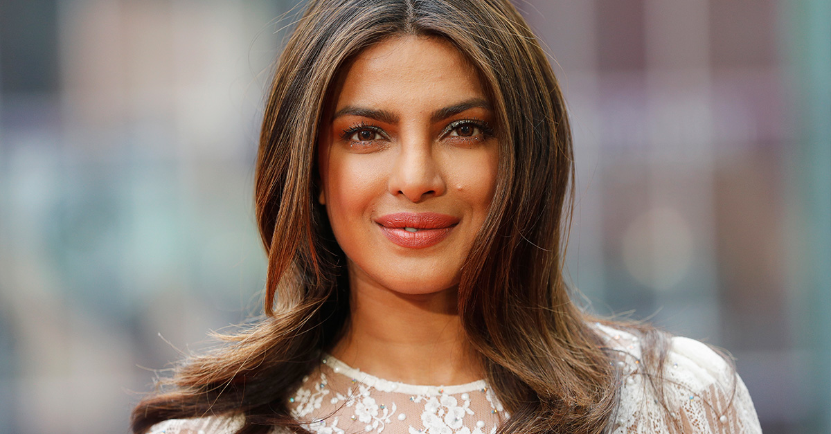 brown priyanka chopra hair color