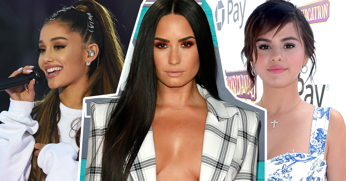 Selena Gomez & Ariana Grande's Moms Share Inspiring Messages Of Support For Demi Lovato