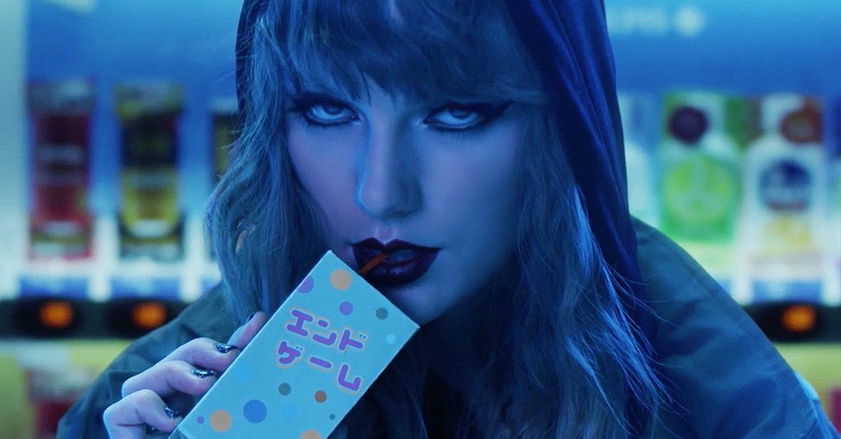 Taylor-Swift-Goes-International-In-New-End-Game-Music-Video