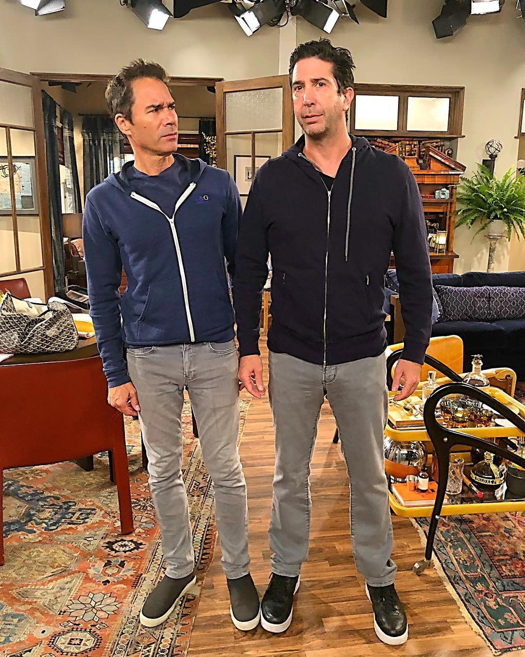 David-Schwimmer-Shows-Up-To-Will-Grace-Set-Completely-Matching-Eric-McCormack