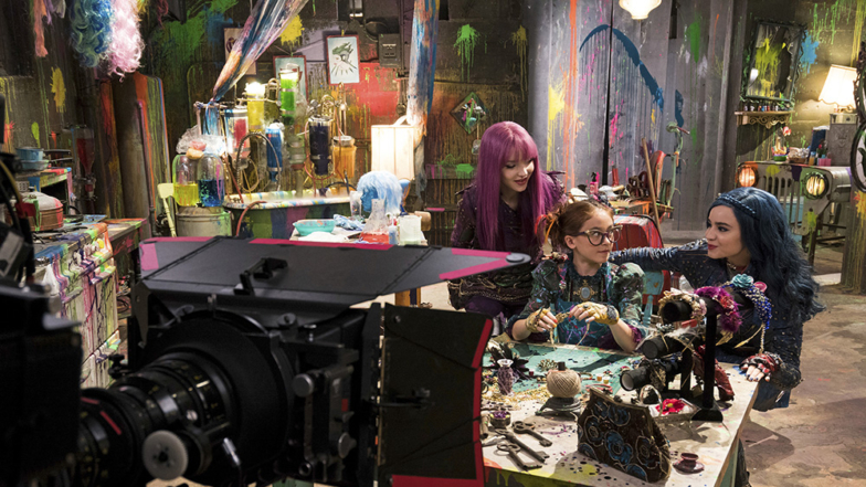 7 'Descendants 3' Secrets We Learned From Dove Cameron