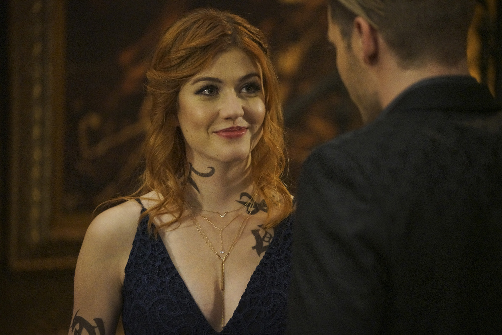 Shadowhunters': Scenes From Season 2, Episode 8 -- 'Love Is A Devil
