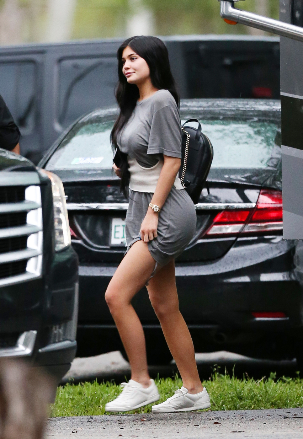the edgy style of kylie jenner  access online