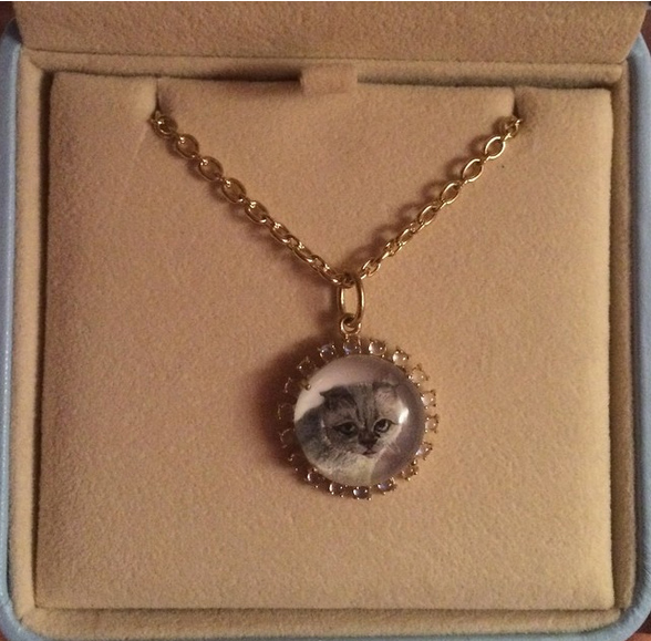 Taylor Swift Cat Necklace