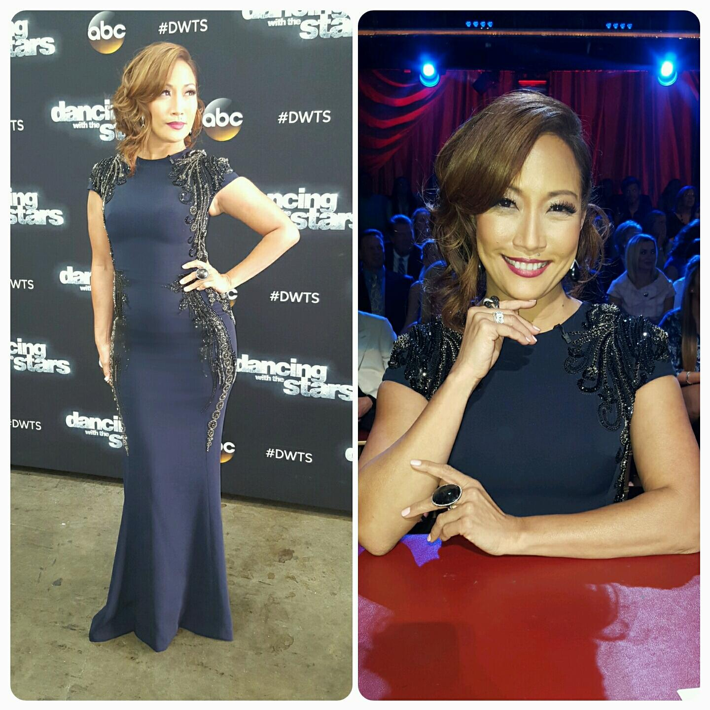Carrie Ann Inaba's 'Dancing With the Stars' blog, Week 5 pic