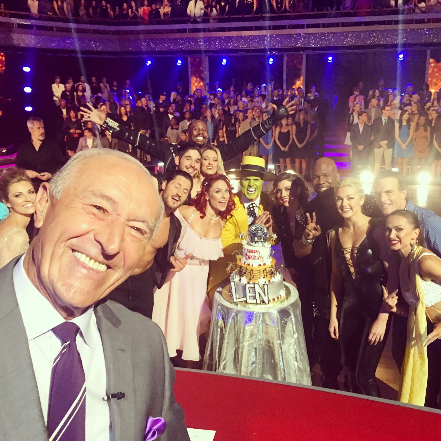Carrie Ann Inaba's 'Dancing With the Stars' blog, Week 6 pic