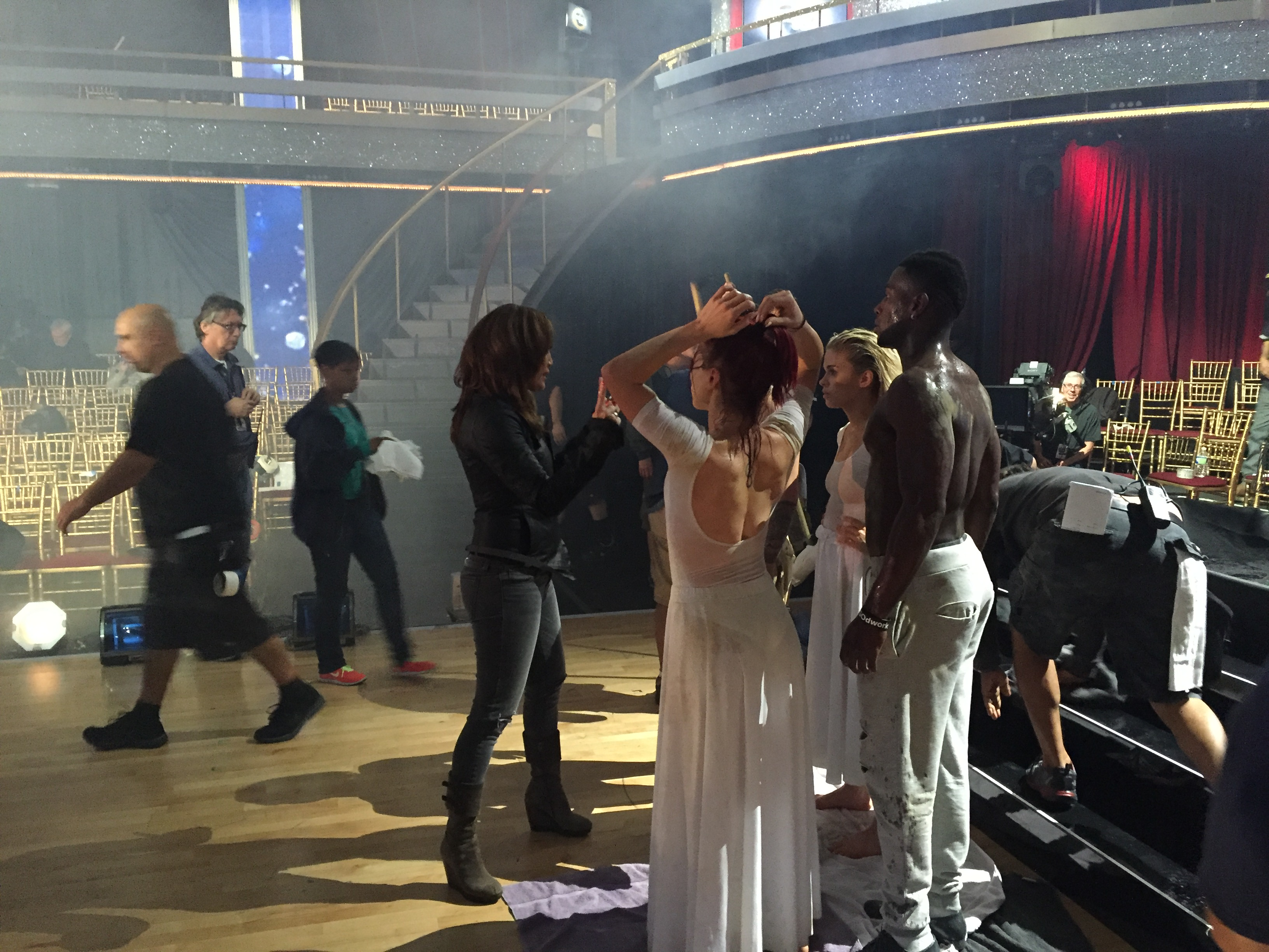 Carrie Ann Inaba's 'Dancing With the Stars' blog, Week 8 pic
