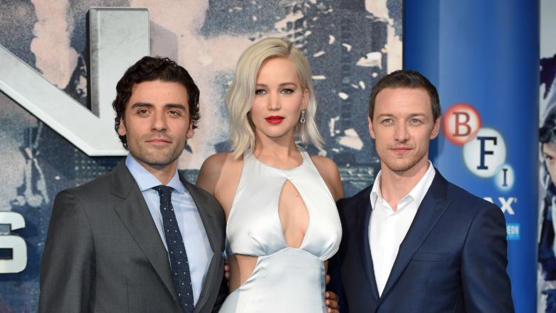'X-Men: Apocalypse': London Premiere Red Carpet!