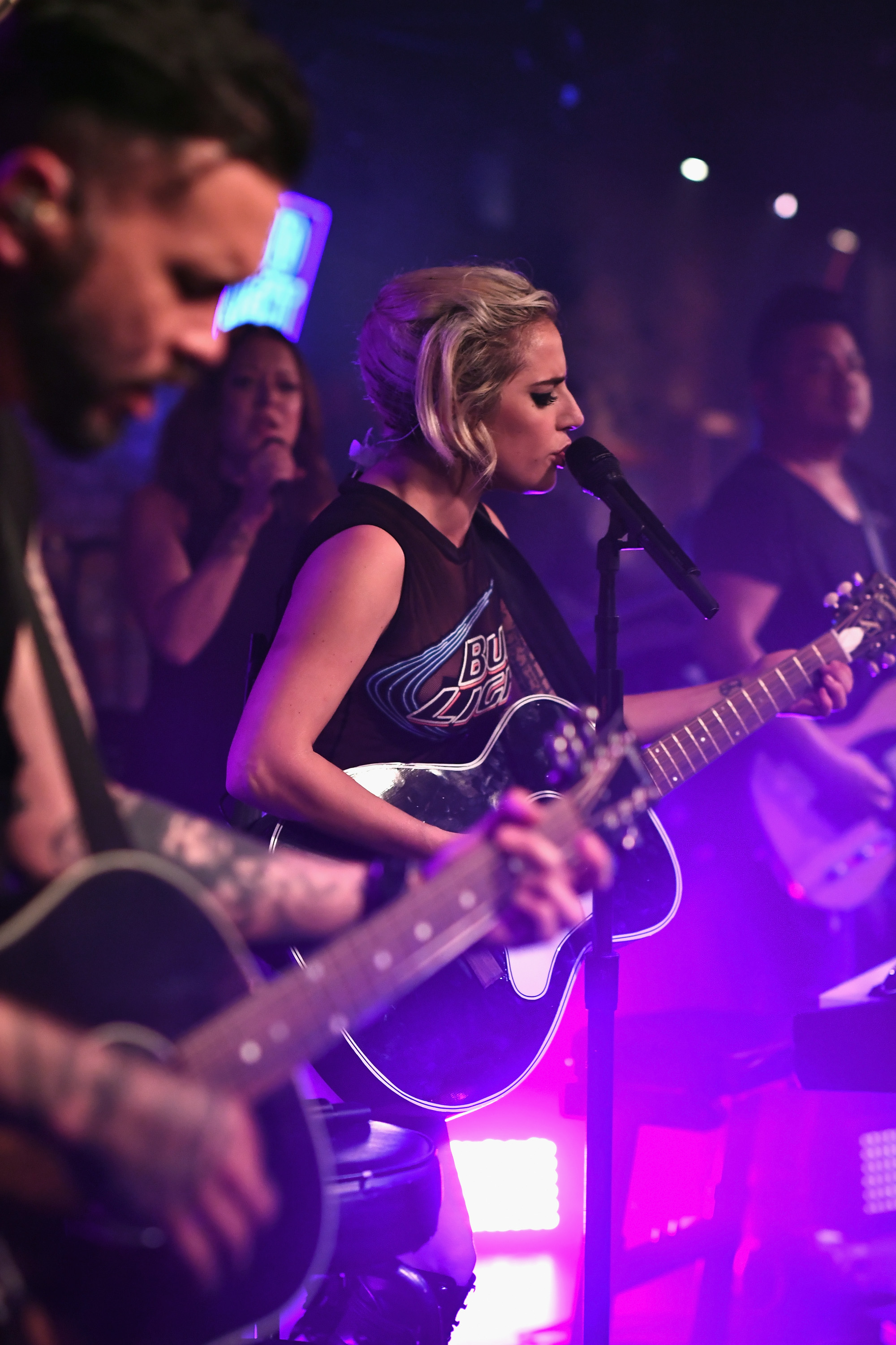 Lady Gaga's Bar Tour: NYC | Access Online