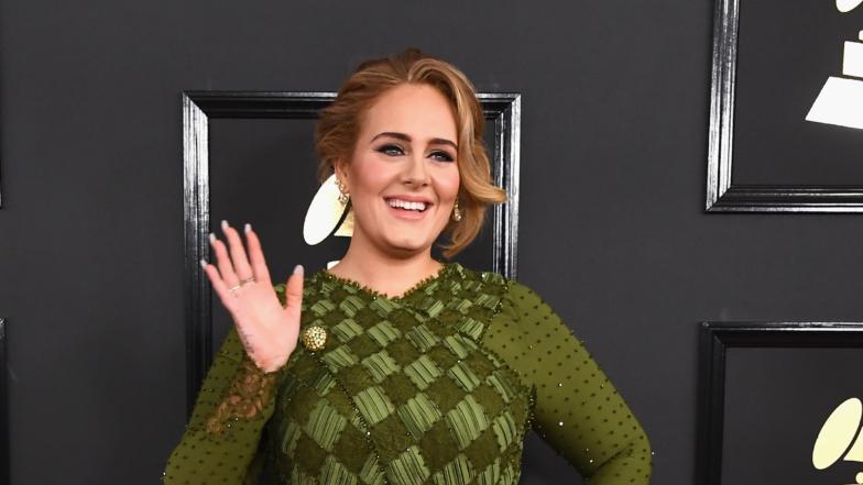 Adele's Stellar Style!