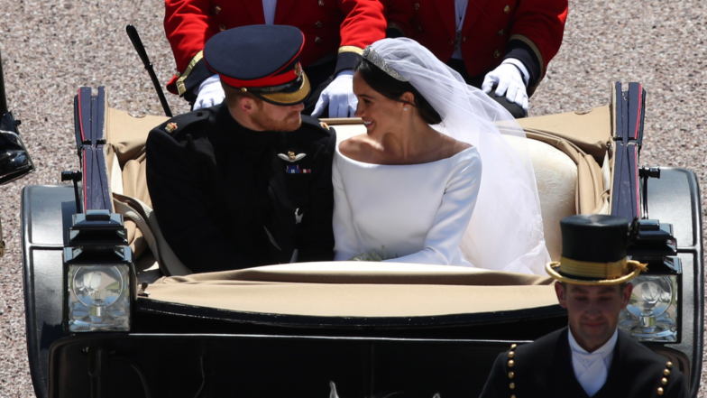 Prince Harry & Meghan Markle's Wedding: The Best Photos