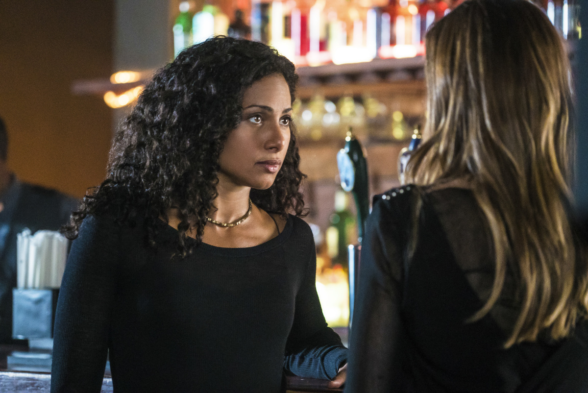 Christina Moses as Keelin in 'The Originals' Season 4, Episode 1 — 'Gather Up The Killers'