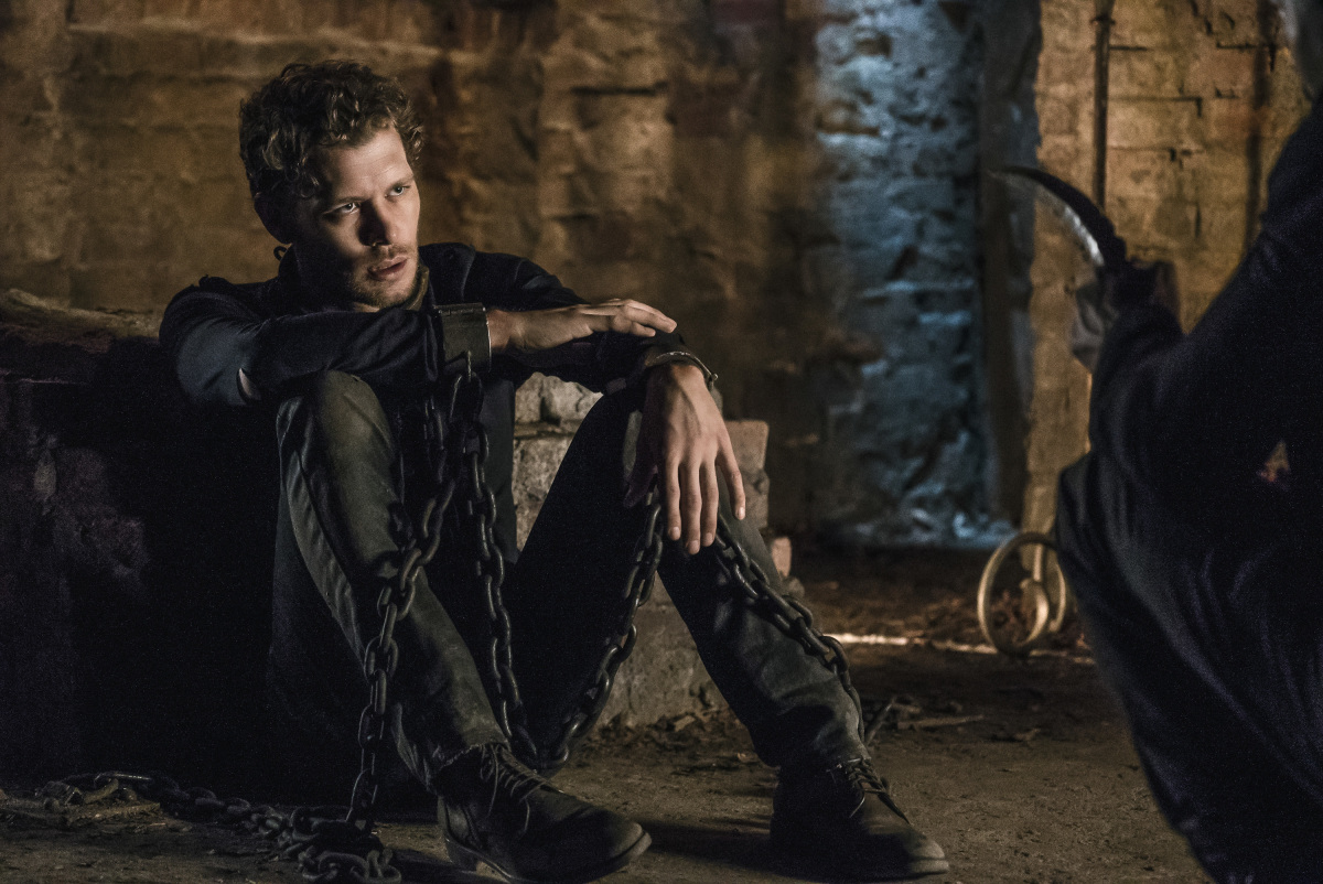 Joseph  Morgan as Klaus Mikaelson in 'The Originals' Season 4, Episode 1 — 'Gather Up The Killers'
