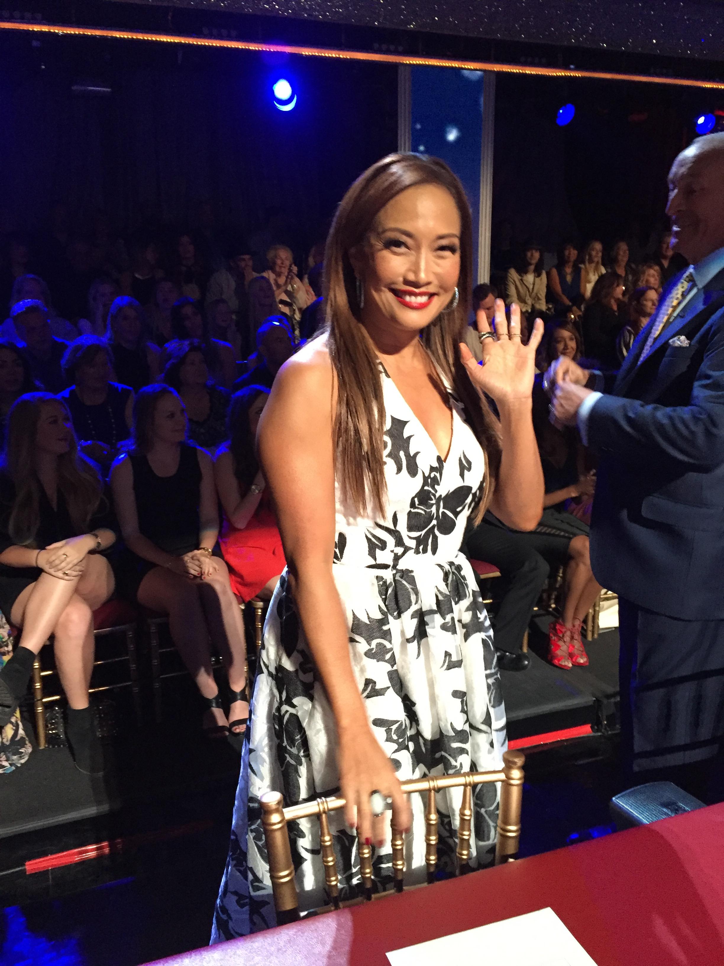 Carrie Ann Inaba's 'Dancing With the Stars' blog, Week 3 pic