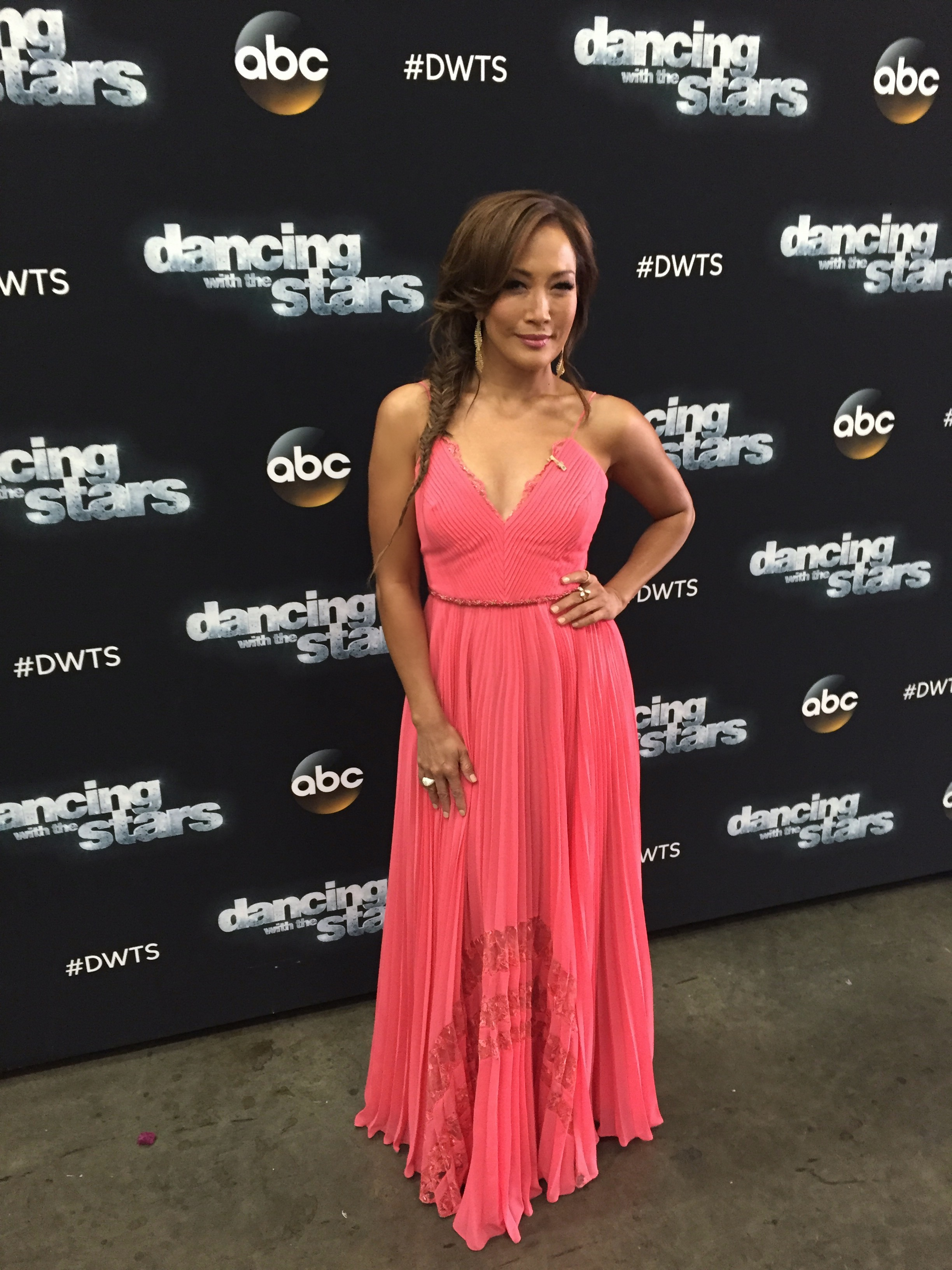 Carrie Ann Inaba's 'Dancing With the Stars' blog, Week 2 pic