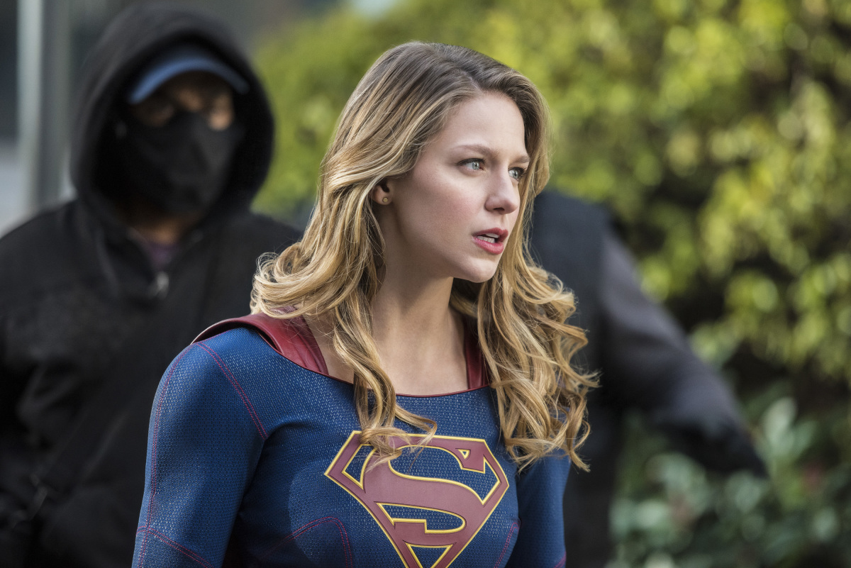 Supergirl Melissa Benoist Heads To Broadway In Carole