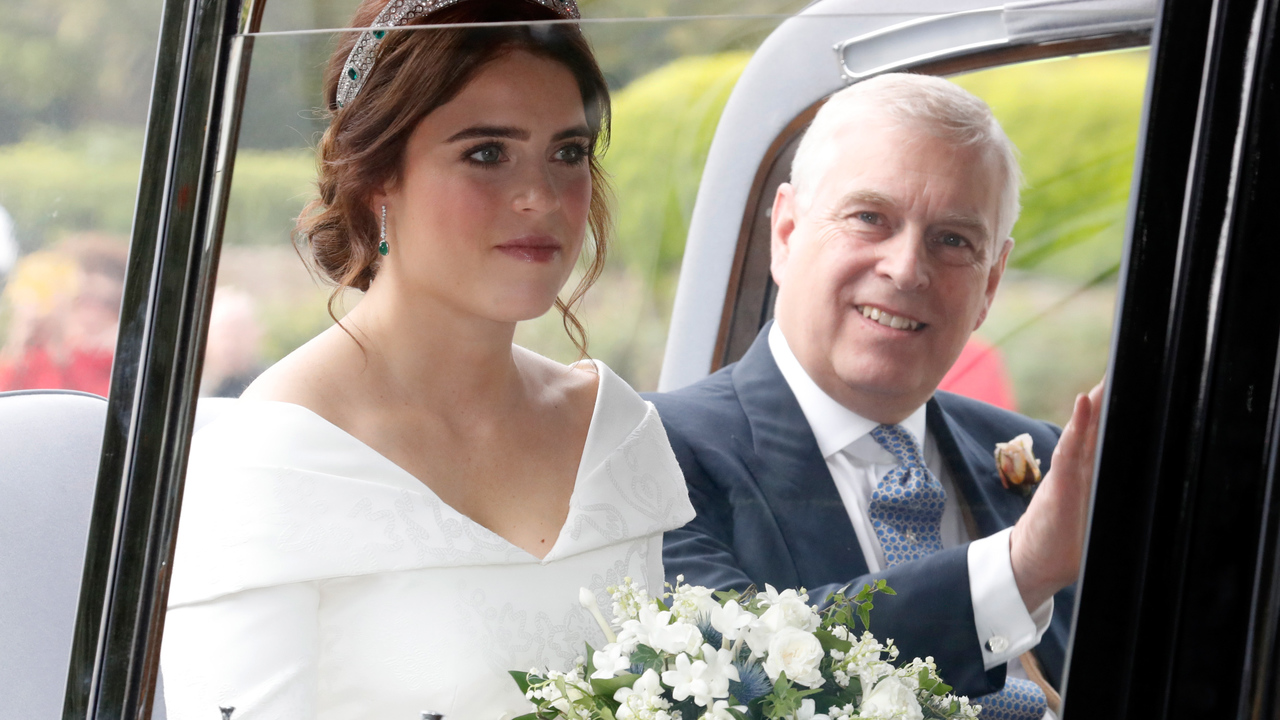 Princess Eugenie's Star-Studded Royal Wedding: See The Guests!