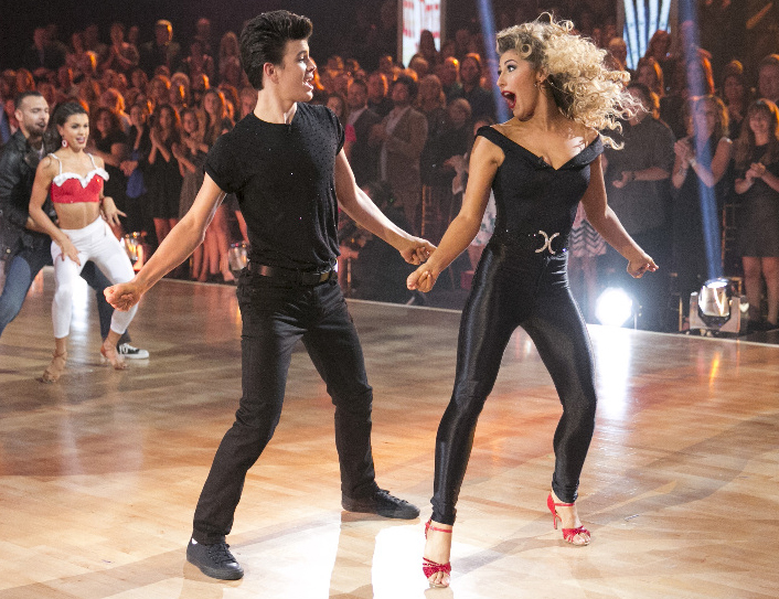 Hayes-Griers-Dancing-With-The-Stars-Blog-Taking-On-Grease-Exclusive